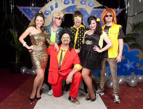 70s 80s 90s Tribute Band - Sydney Tribute Bands - Hire
